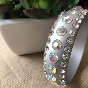 Jewelry - Silver Aurora Borealis Sparkly Bracelet